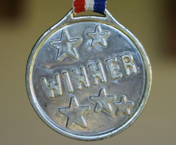 Eishockeysport Medaille