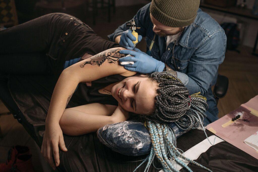 Tattooentfernung Essen